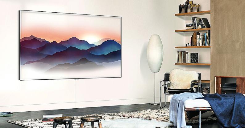 QLED TV se adapta al diseño y estilo de cualquier habitación