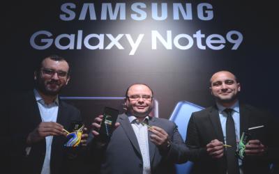 Samsung Galaxy Note 9 fue presentado en Perú