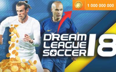 Hack monedas infinitas Dream League Soccer | No Root
