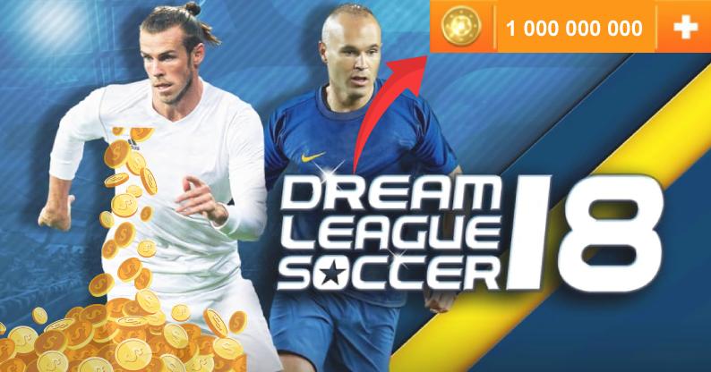 Hack monedas infinitas Dream League Soccer No Root