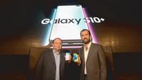 Samsung presenta la nueva línea Galaxy S10 en el Perú