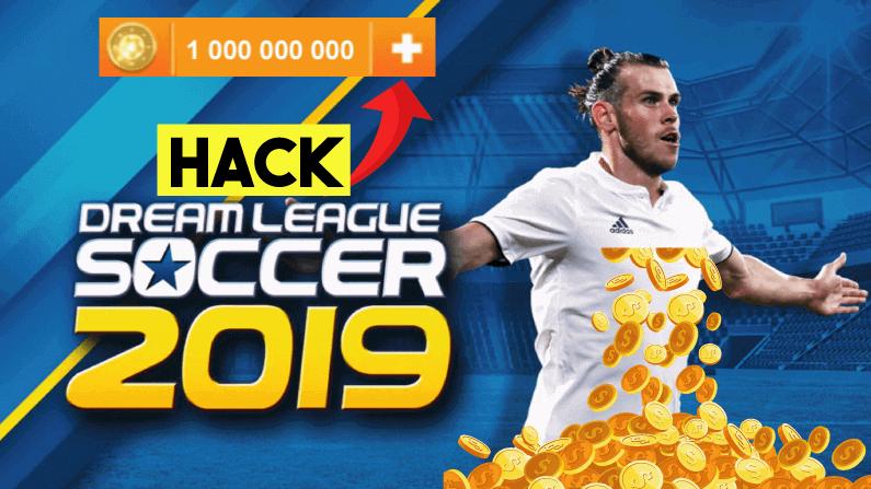 Hack monedas infinitas Dream League Soccer 2019