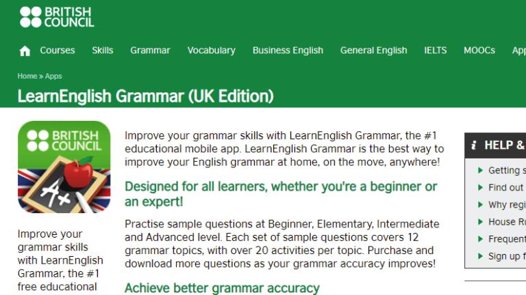 las mejores aplicaciones para aprender inglés British Council