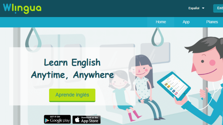 las mejores aplicaciones para aprender inglés Wlingua